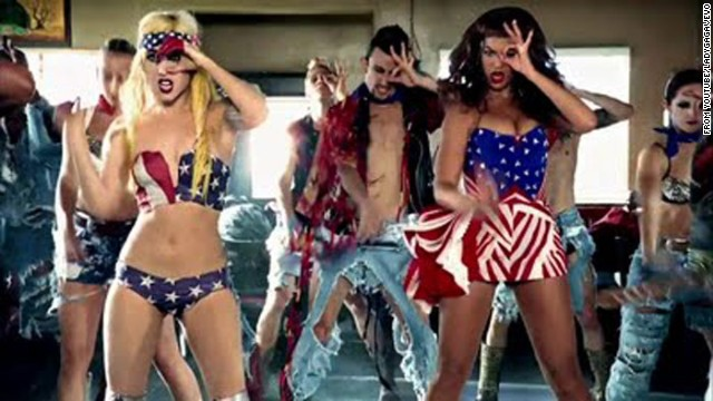 "No, Lady Gaga and Beyoncè aren't doing a duet on ""The Star-Spangled Banner"" but teaming up in the music video for Gaga's ""Telephone."""