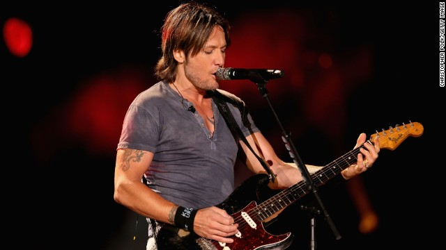Keith Urban's sticking with 'Idol'