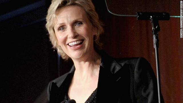 "Jane Lynch wrote about her addictions to alcohol and cough syrup in her memoir ""Happy Accidents."" She told Access Hollywood in 2013 that she has been sober for 21 years."
