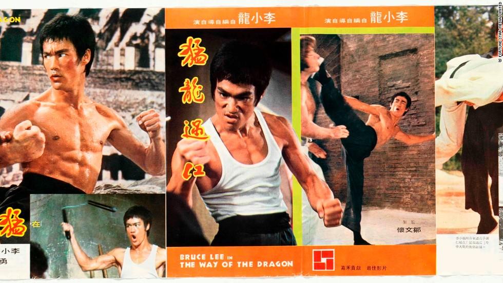 La Leyenda de Bruce Lee