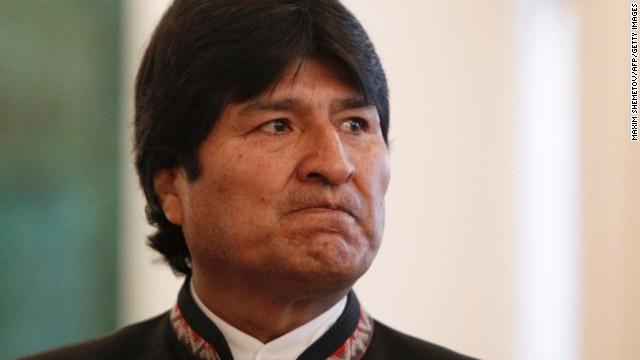 La OEA aprobó resolución que condena el incidente en Europa con Evo Morales