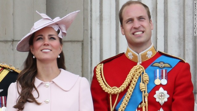 Tonight at 9: The Royal Baby