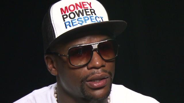 Floyd Mayweather Jr. atribuye a su padre su permanencia en el boxeo