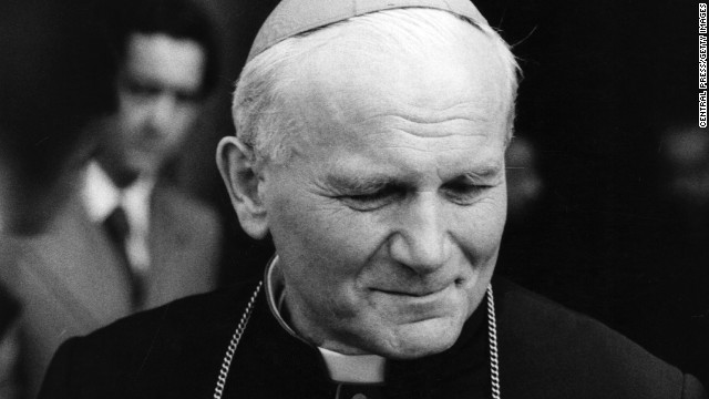 Vatican to declare Pope John Paul II a saint