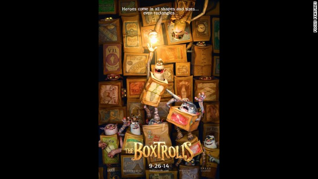 Trailer Park: 'Boxtrolls,' and Vince Vaughn's 533 kids