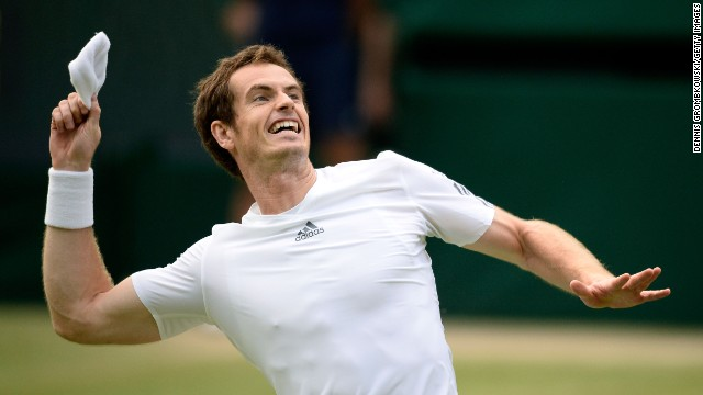 World No.2 Murray capped a remarkable turnaround by taking the decider 7-5. Murray will play Poland's Jerzy Janowicz in the last four -- his fifth Wimbledon semifinal.
