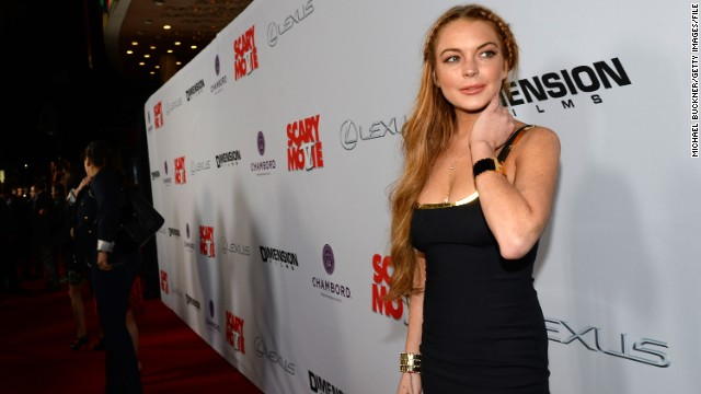 How Lindsay Lohan brought in 27th birthday