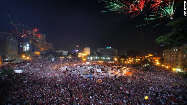 Morsy arrested, Muslim Brotherhood spokesman says
