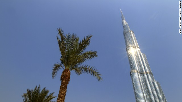 The Burj Khalifa featured in Mission Impossible: Ghost Protocol. One scene featured <a href='http://www.youtube.com/watch?v=CRidzH7j-gk' target='_blank'>Tom Cruise swinging from the windows</a> and climbing the side of the massive structure.