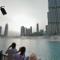 360 grados del icónico Burj Khalifa en Dubái