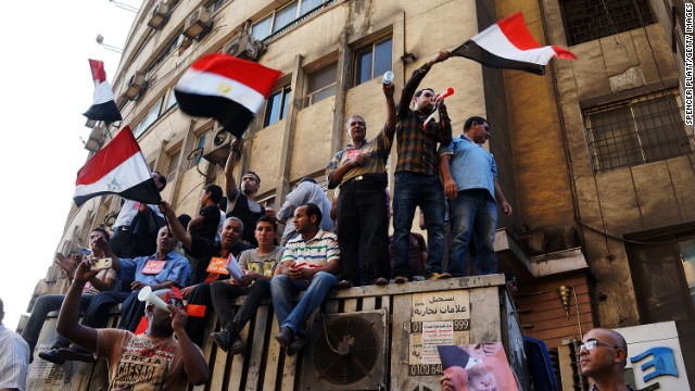 Egypt coup raises questions on U.S. military aid