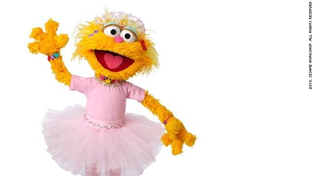 <strong>Zoe</strong> broke into Sesame Street's largely male Muppet cast in 1994, becoming the show's stand-out female character. Appearing to be around the same age as Elmo, the two often spend time together. They are understood to be best friends.