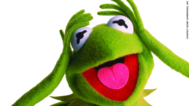 "The Muppet Show made him a star, but <strong>Kermit the Frog</strong> had already begun winning younger fans on Sesame Street -- explaining to kids that ""It's Not Easy Bein' Green"" for the first time in 1970."