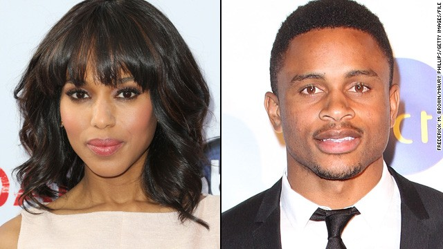 Kerry Washington mum on marriage reports
