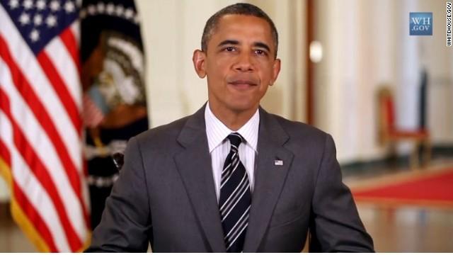 Obama celebrates America's independence