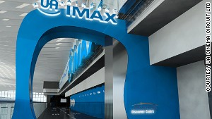 Hong Kong Airport\'s IMAX: Big, beautiful, but how popular?