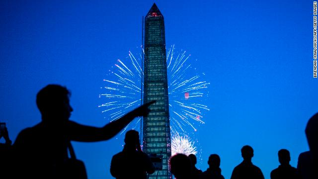 Photos: Celebrating the Fourth of July