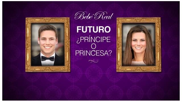 ¿Así será el bebé de Guillermo y Catalina?