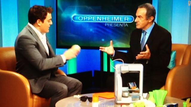 La revolución industrial de la impresión en 3D, en Oppenheimer Presenta