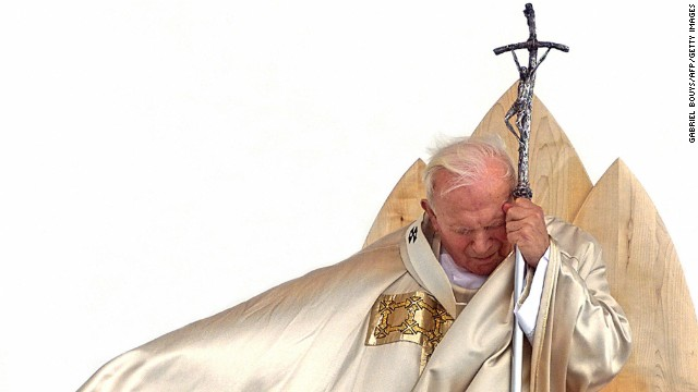 the mariology adoration of the late pope john paul ii and the roman catholic church The torrington cluster of roman catholic parishes at 6:30 pm at the pope john paul ii pastoral center father john adoration of the blessed sacrament.