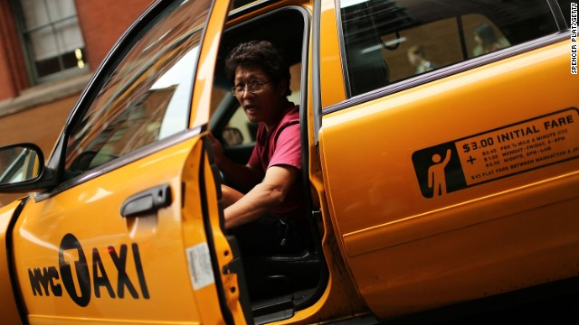 New York City cabbies are renowned for being great storytellers -- but their jobs could eventually be automated, along with check-out clerks, data analysts, bank tellers, file clerks, delivery people and others.
