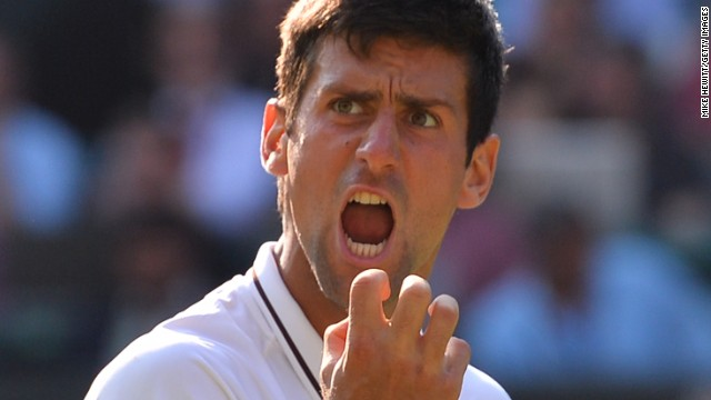 No1 Djokovic And Home Hope Murray To Contest Dream Wimbledon Final