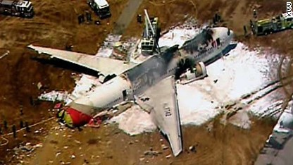 BOEING 777 CRASHES IN SAN FRANCISCO -Asiana Airlines Flight 214 ...