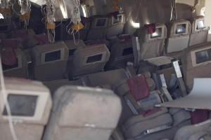 Avanza la investigación sobre el choque del avión de Asiana