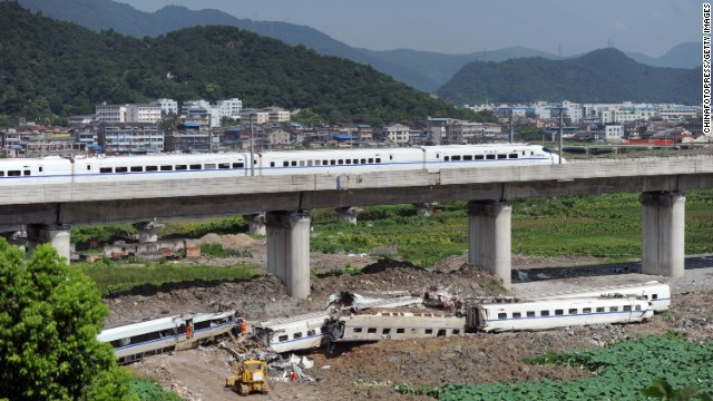 Liu Zhijun was one of a number of officials linked to a deadly high-speed rail crash in July, 2011.
