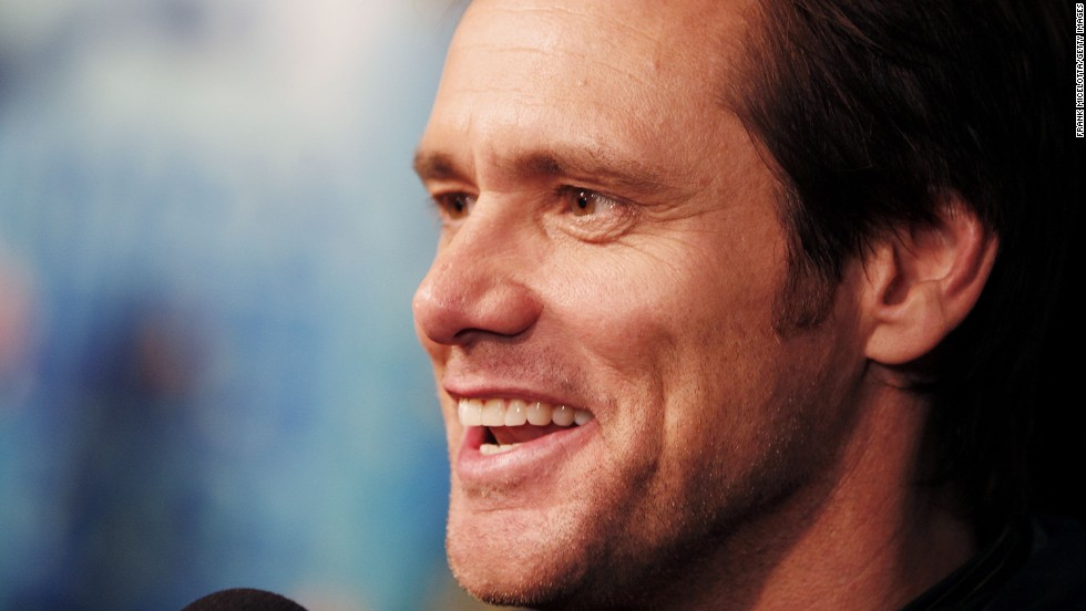 "Canadian-American actor Jim Carrey is best known for his slapstick comedic style in movies such as ""Ace Ventura: Pet Detective"" and ""Dumb and Dumber."" Two time Golden Globe winner, Carrey has starred in over three dozen roles. In this 2009 image, Carrey arrives at the ""Under the Sea 3D"" premiere in Los Angeles, California."