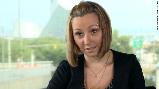Amanda Berry speaks in a video released on YouTube on Monday, July 8, thanking people for support and privacy. Berry, Gina DeJesus and Michelle Knight escaped from a Cleveland home on May 6, 2013, after being held captive for nearly a decade.