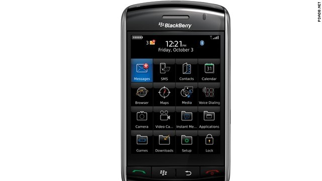 The Storm was BlackBerry's first all-touchscreen device, released in 2010 as a belated attempt to catch up with Apple. The phone got mixed reviews, and many customers found its touchscreen difficult to operate.