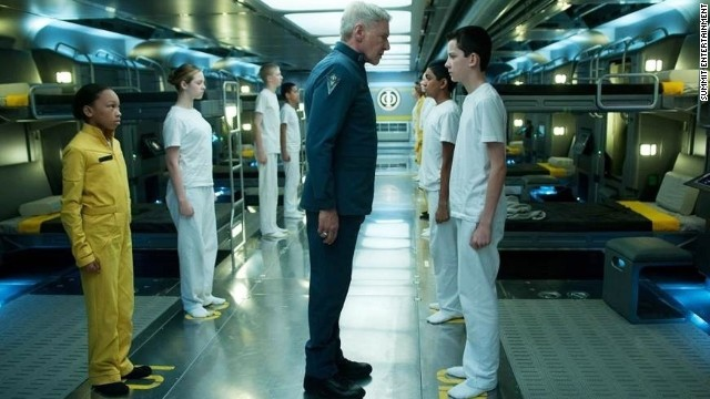 Lionsgate responds to 'Ender's Game' controversy