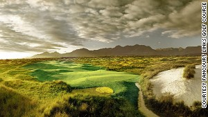 Fancourt Links: even more beautiful than Tiger\'s swing.