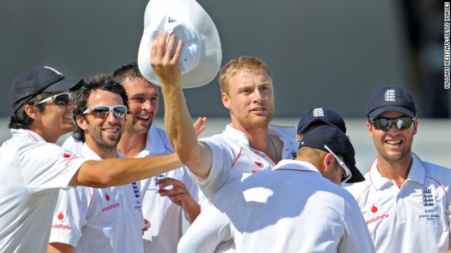 Andrew Flintoff, nicknamed Freddie, was the hero for England in 2005 as he helped wrestle the Ashes back for the first time in 18 years. Flintoff scored 402 runs and took 24 wickets in an epic series.
