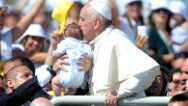 Pope Francis takes the papacy to the people