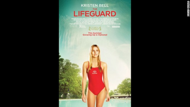 Trailer Park: Kristen Bell's 'Lifeguard,' plus 'Chucky' returns