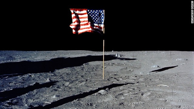 National park on moon proposed