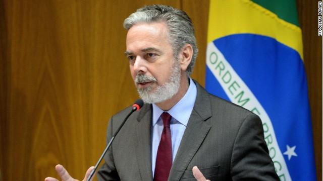 El gobierno de Brasil anuncia que no concederá asilo a Edward Snowden