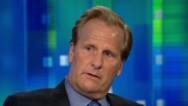 "Jeff Daniels on Aaron Sorkin, ""The Newsroom"""
