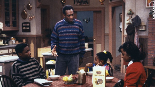 """The Cosby Show"" finale came full circle as Theo -- struggling with school in the series premiere -- graduated college. It was great to see Bill Cosby and Phylicia Rashad hold hands and get one last round of applause from the studio audience."