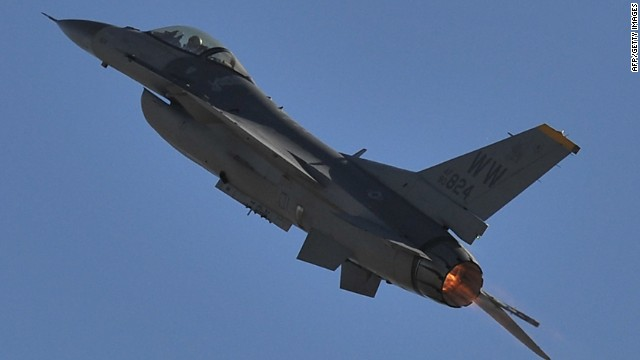 US plans to deliver fighter jets to Egypt