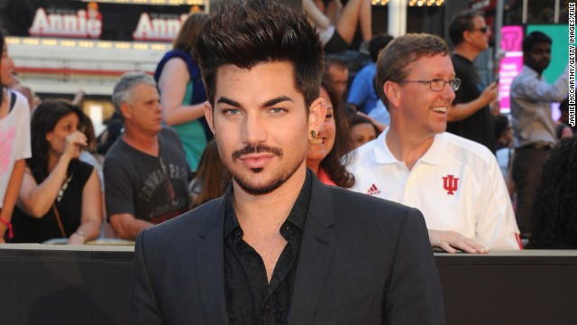 Adam Lambert is joining 'Glee'
