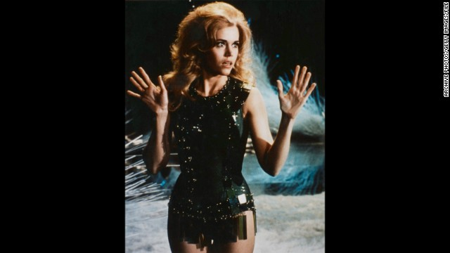 "Commenter Daisy was spot on about including ""Barbarella."" A <a href='http://variety.com/1967/film/reviews/barbarella-1200421698/' target='_blank'>Variety critic was among those who panned</a> the sci-fi film in 1968. It wasn't much of a blockbuster then despite the hot poster of Jane Fonda in the title role. It has had an impact on pop culture though, including a character who inspired the name for the '80s pop band Duran Duran."