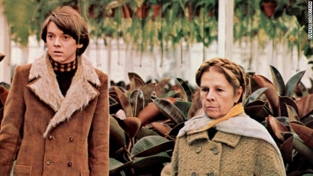 "The black comedy ""Harold and Maude"" starred Bud Cort as a young man obsessed with death who becomes involved with an elderly free spirit played by Ruth Gordon. Commenter Molly Duglar said of the 1971 film: ""The critics hated it and it died at the box office. But due to a cult following, began making a profit in 1983."""