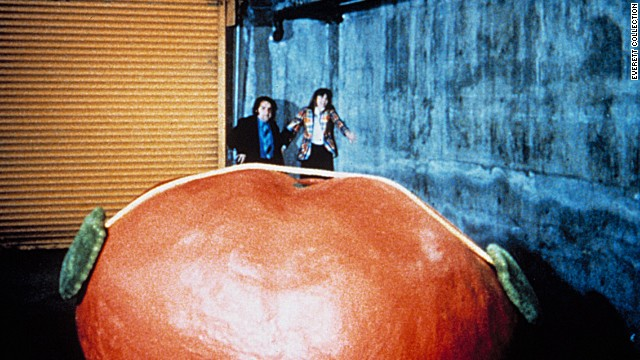 "A reader named DaMenace suggested the low-budget 1978 horror film ""Attack of the Killer Tomatoes!"" This one definitely is a saucy best-worst movie."