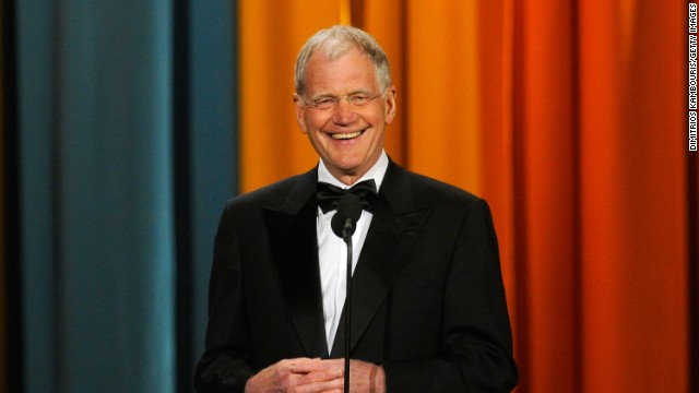 David Letterman <a href='http://theheclub.com/celebrity.php' target='_blank'>spent some time living in his truck</a> before he struck it big as a comic and late-night talk show host.