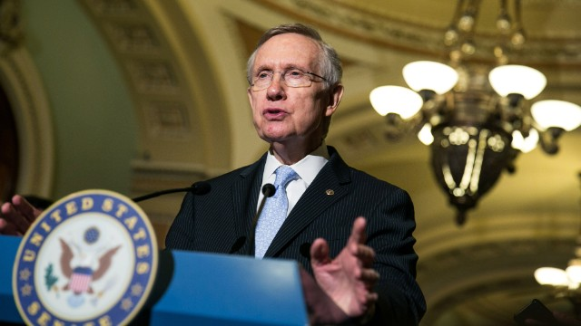 Democrats step closer to 'nuclear option' in filibuster fight