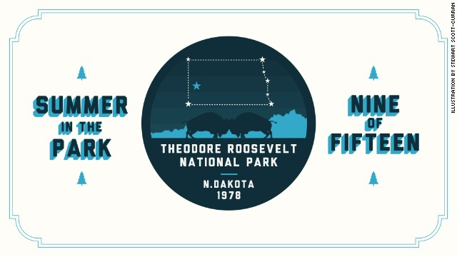 See why Theodore Roosevelt National Park is a living monument to the conservationist movement. Stop by again next week for <a href='http://www.nps.gov/grca/index.htm' target='_blank'>Grand Canyon National Park</a>.