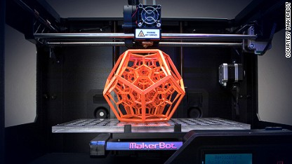 Study: At-home 3-D printing could save consumers 'thousands'